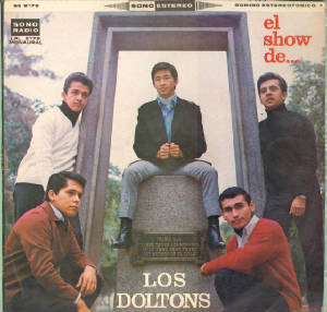 The Doltons!!! Great & Raw garage band from Perú!