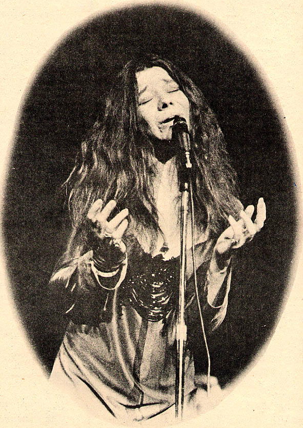 Janis Joplin Get It While You Can Move Over