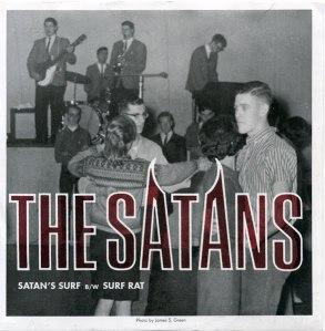 Satan`s Front