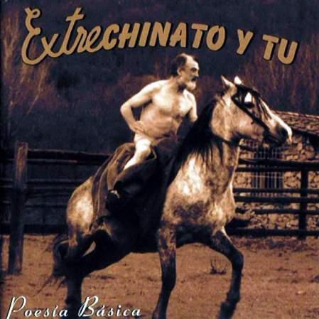 Extrechinato y Tu - Poesía Básica (front)