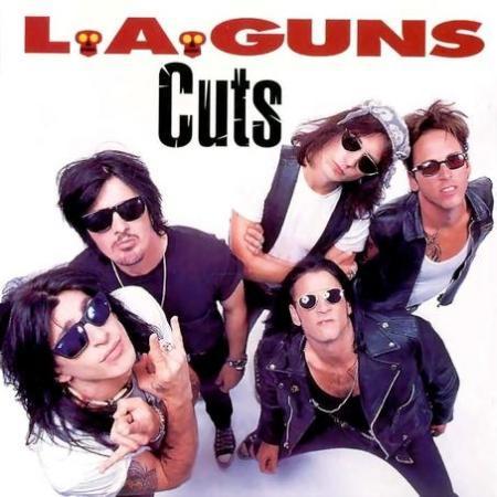 L.A. guns - 1992 - Cuts