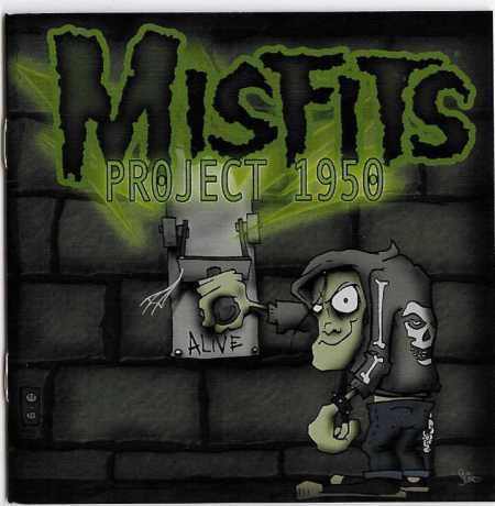 Misfits_Project_1950_Front