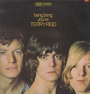 Terry Reid - 68 - Front