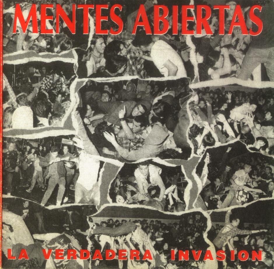 Mentes Abiertas - La Verdadera Invasion - Front