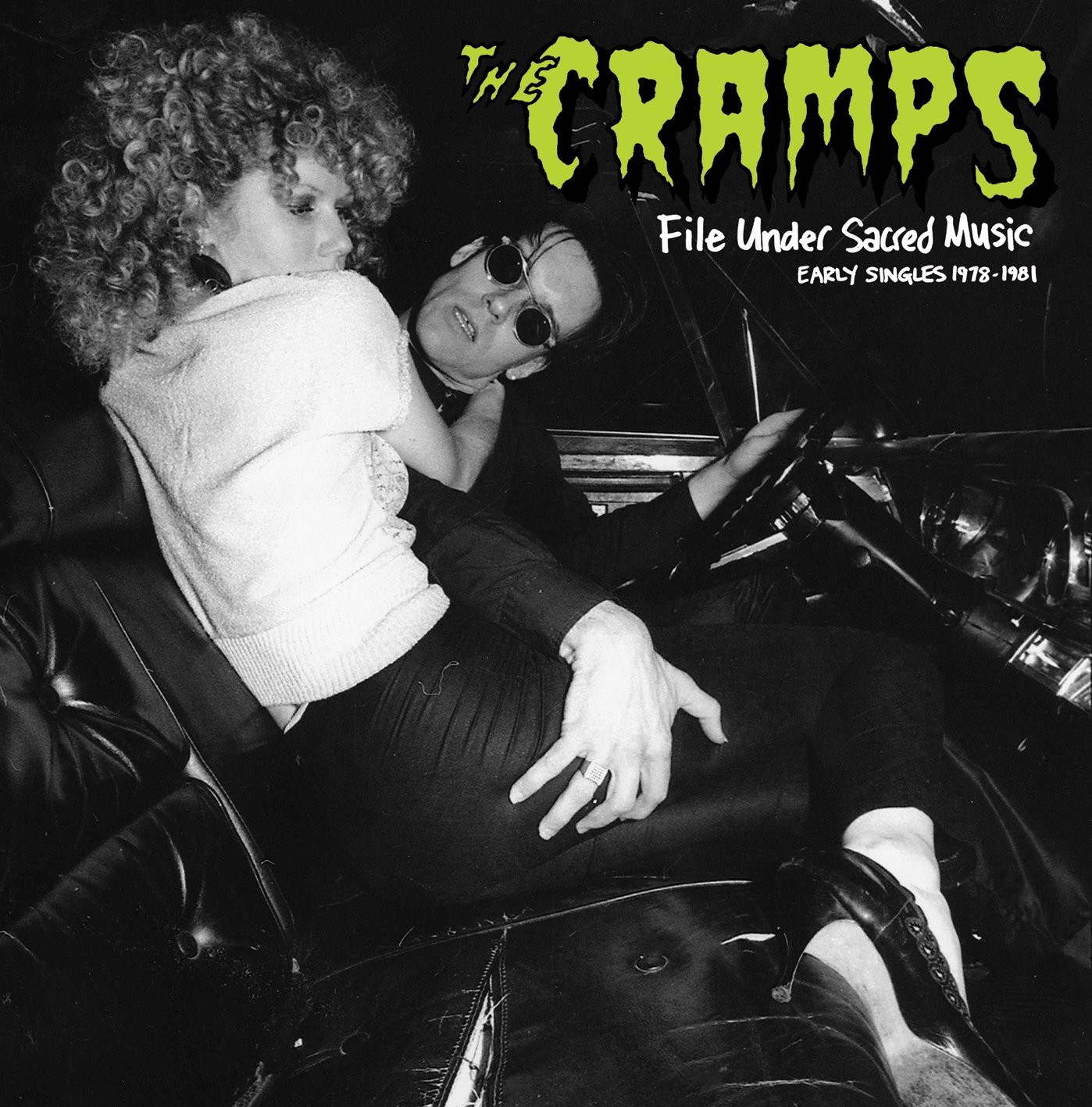 Cramps - File Under Sacred Music [Early Singles 1978-1981] [2001]